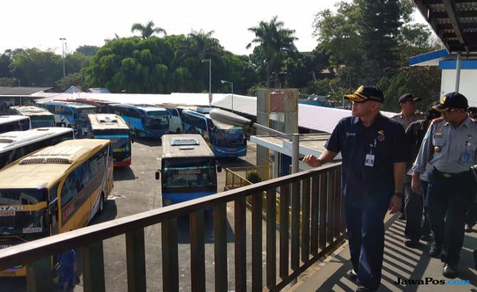Terminal Arjosari Kota Malang Perlu Re-Design