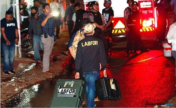 Teror Kembali Hebohkan Pengunjung Mal Kota Kasablanka