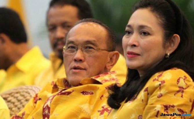 Tinggalkan Golkar Titiek Soeharto Gabung Ke Partai Berkarya
