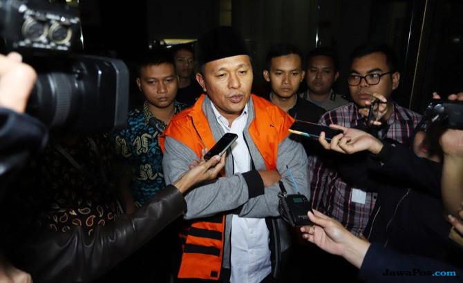 OTT Bupati Lampung Tengah