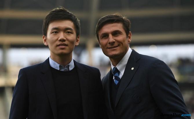 Javier Zanetti, Persib Bandung, Inter Milan, Akademi Inter Milan, Akademi Persib,