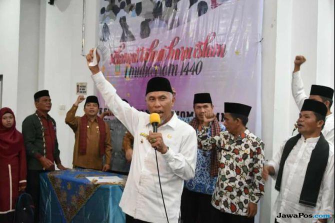 1 Muharram 1440 Hijriah, Padang Terapkan Sistem Ekonomi Syariah