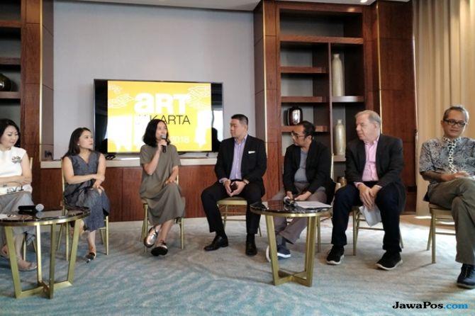 1000 Karya Seni Kelas Dunia akan Hadir di Art Jakarta 2018