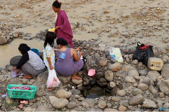 111 Kabupaten/Kota Dilanda Kekeringan, Pemerintah Suplai Air Bersih