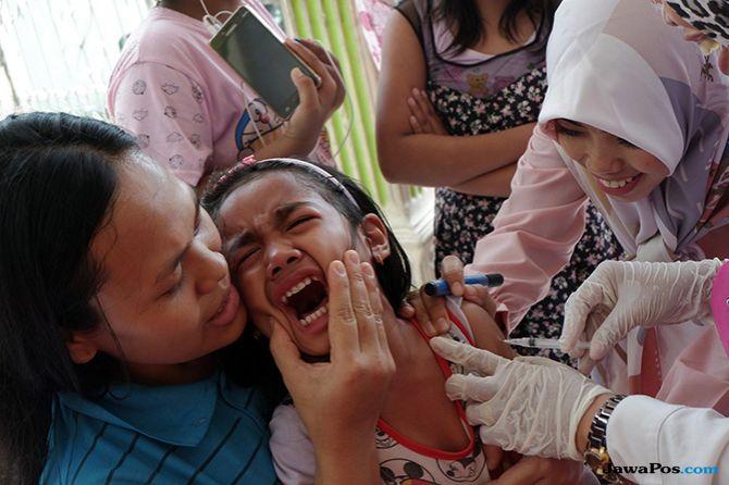 114 Anak di Kepri Terpapar Rubela
