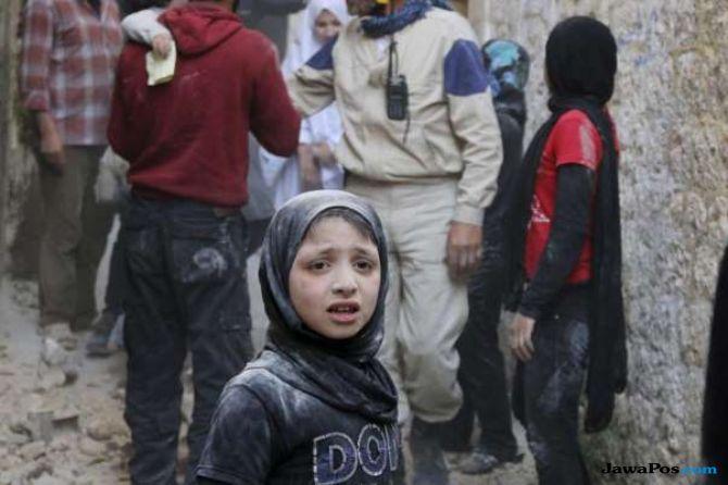12 anak tewas akibat ledakan bom