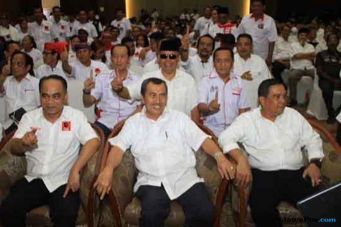 Deklarasi Dukung Jokowi
