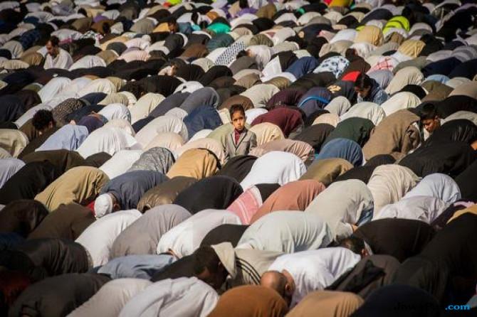 150.000 Muslim di Birmingham akan Salat Ied Bersama