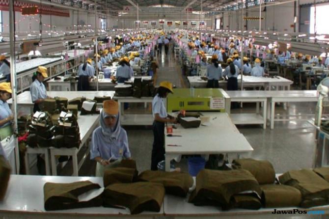 Ekspor Produk Tekstil Tumbuh Pesat