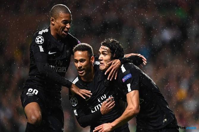 Liverpool, Paris Saint-Germain, Liga Champions, Rekor Gol Liga Champions, Real Madrid, Barcelona