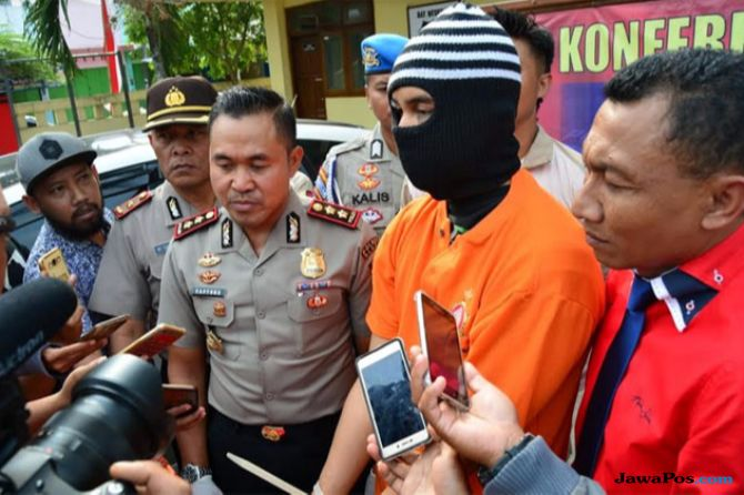 Kasus Pembakaran SPG Semarang