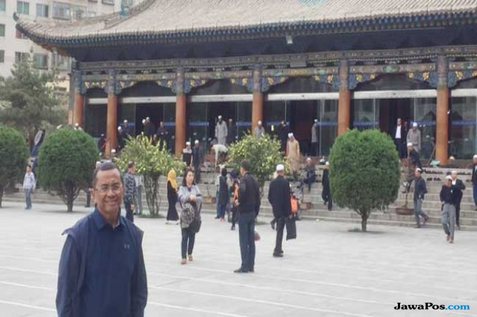 Lanzhou Lamian tanpa Perlu Bertanya