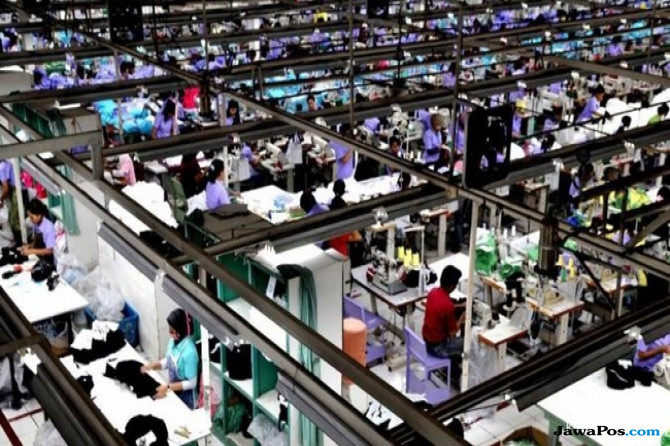 Industri Tekstil Mirip Gula,  Investasinya Naik Gila-gilaan