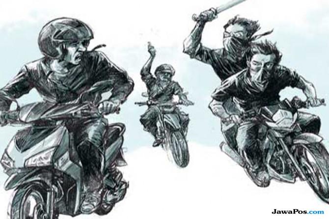 Kabur Dari Polisi, Residivis Sadis Ditembak