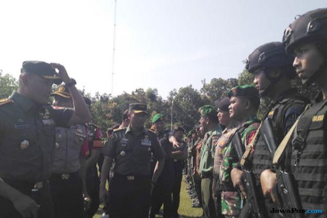 Pengamanan Presiden Jokowi