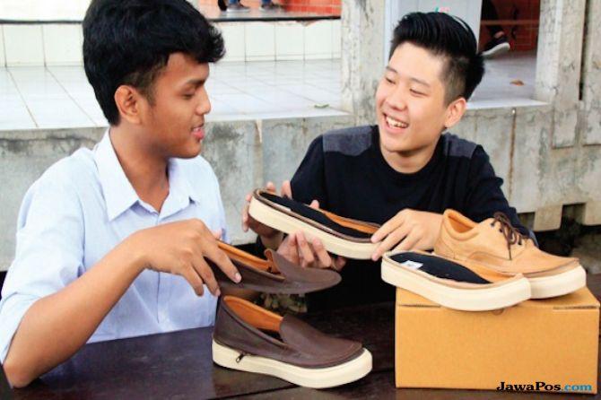 Image result for keren, Sepatu Bongkar Pasang Kreasi Mahasiswa Ubaya