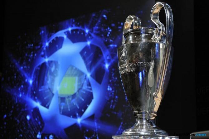 Liga Champions, Drawing Liga Champions, Babak 16 Besar Liga Champions,