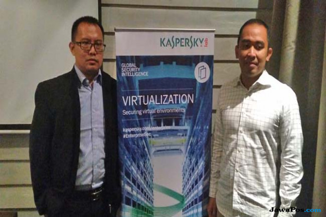 Optima Solusindo Informatika Raih Penghargaan dari Kaspersky Lab