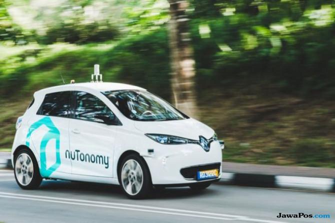 Ingin Naik Taksi Tanpa Sopir dan Tidak Nyetir Sendiri? Ini Jawabannya