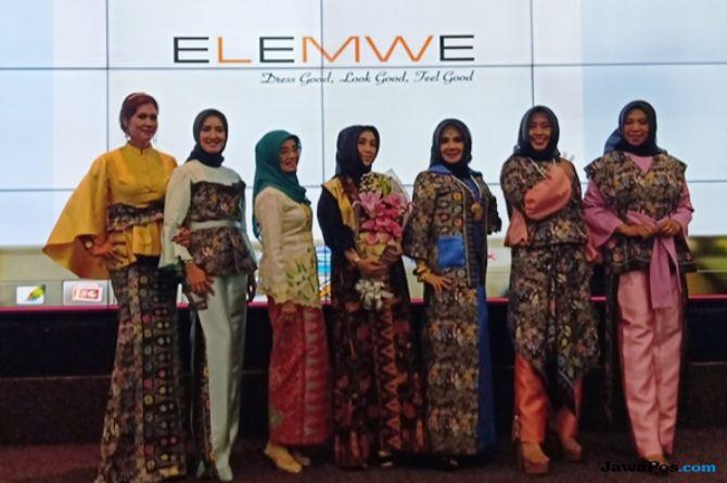 baju batik, batik betawi,