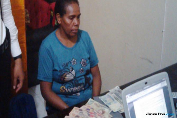 Polisi Periksa IRT karena Miliki Uang Lama Palsu