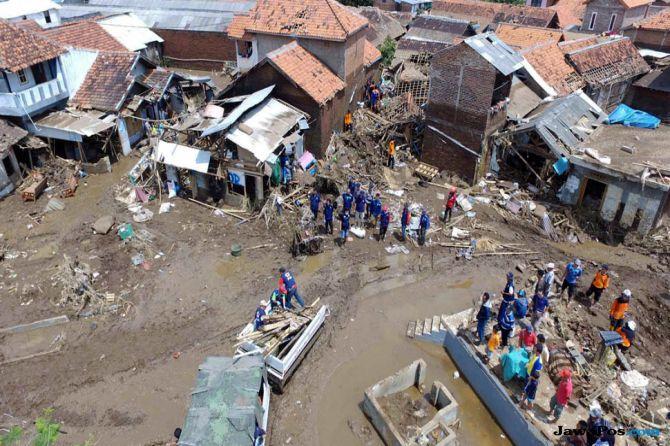 BNPB Perpanjang Masa Tanggap Darurat Banjir Garut