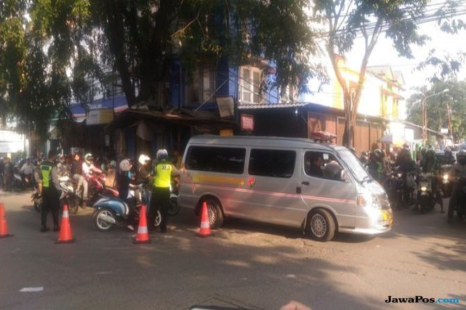 6 Korban Kericuhan Mako Brimob, 5 Polisi dan 1 Narapidana Teroris