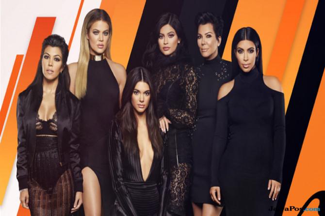 Kondisi Kanye West yang Belum Stabil Tidak Pengaruhi KUWTK