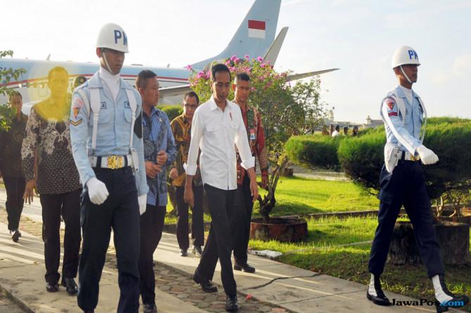 Presiden Jokowi: Proses Evakuasi Telah Selesai 99 Persen