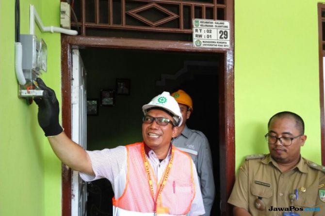 8 Kampung Ditarget Teraliri Listrik Oktober 2018