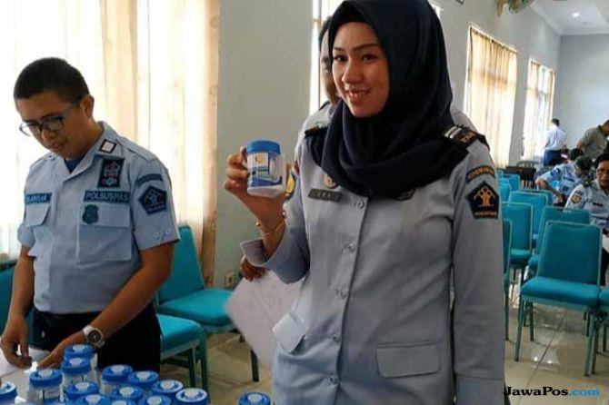8 Sipir Lapas Makassar Diduga Konsumsi Obat Terlarang