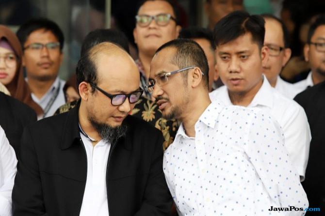 Abraham Samad Minta KPK Harus Bertanggung Jawab soal Cakada Tersangka
