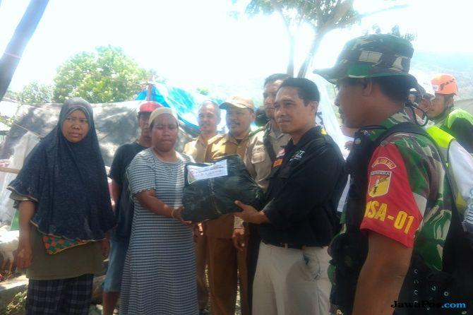 ACT Salurkan Ribuan Paket Logistik untuk 8.000 Pengungsi Balaroa