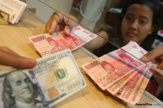 Acuhkan Penguatan Dolar, Rupiah Tetap Bisa Kembali Menguat