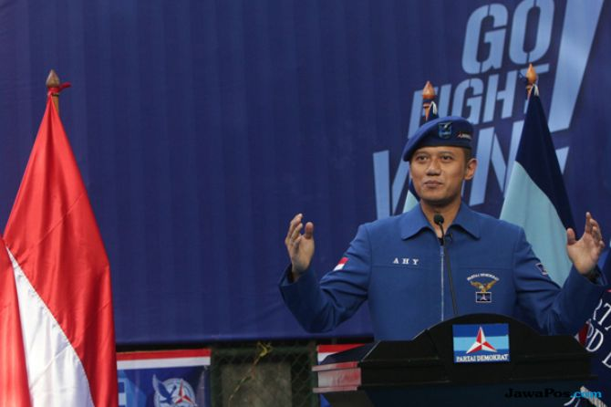 AHY Tokoh yang Dinanti Jadi Juru Kampanye Prabowo-Sandi