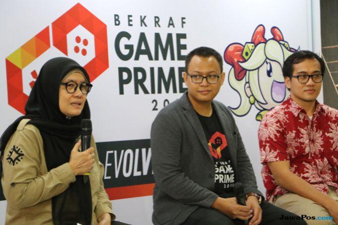 Ajang Unjuk Kehebatan Game Lokal, Bekraf Game Prime 2018 Digelar