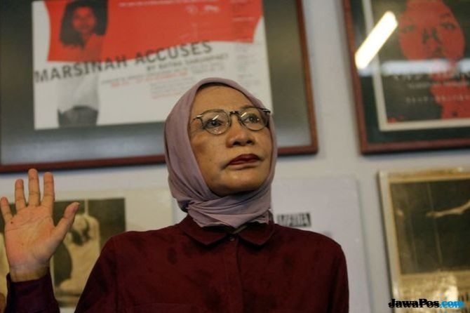 Ajukan Jadi Tahanan Kota, Kuasa Hukum Jamin Ratna Sarumpaet Tak Kabur