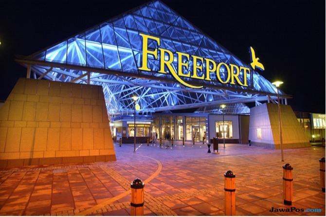 Akhirnya, Pemerintah Miliki 51 Persen Saham Freeport Pada Juni 2018