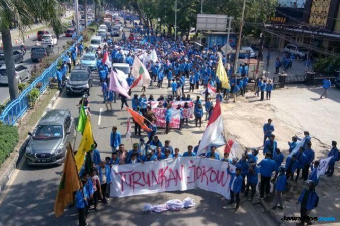 Aksi Mahasiswa Riau Dikhawatirkan Ditunggangi Kepentingan Politik