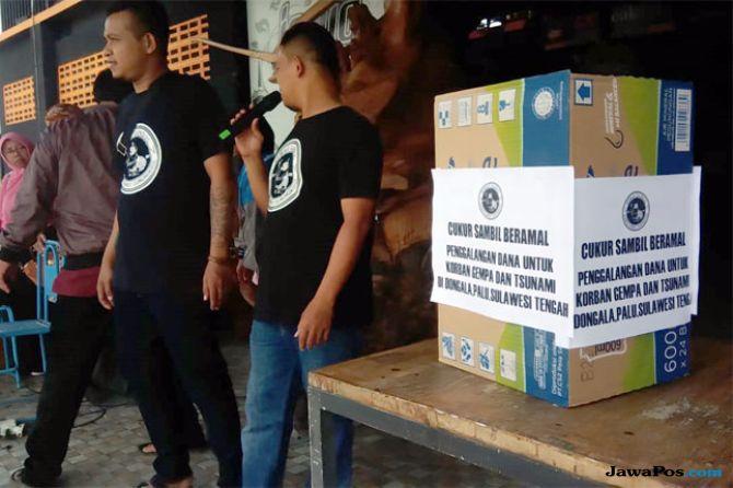 Beramal untuk Korban Gempa Sulteng