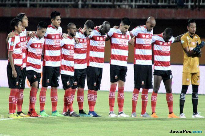 Liga 1 2018, madura united