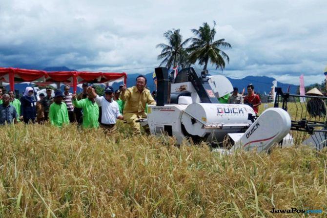 Alsintan Harus Bisa Tingkatkan Produksi Petani