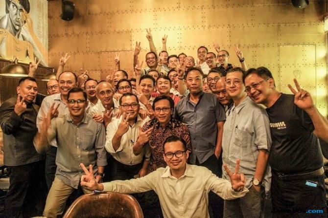 Alumni Pangudi Luhur Dukung Sihar Maju di Pilgub Sumut