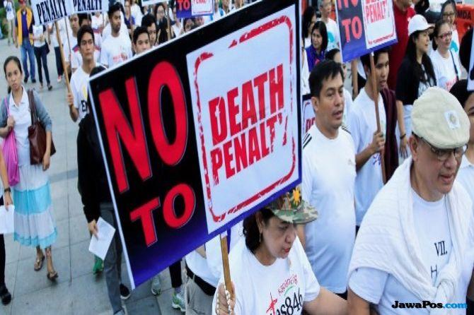 Amnesty International Indonesia Ingin Hukuman Mati Dihapus