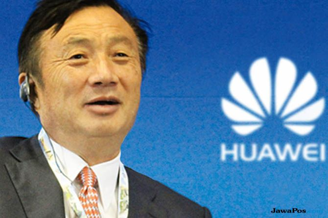CEO Huawei, Ren Zhengfei, dinasti smartphone tiongkok