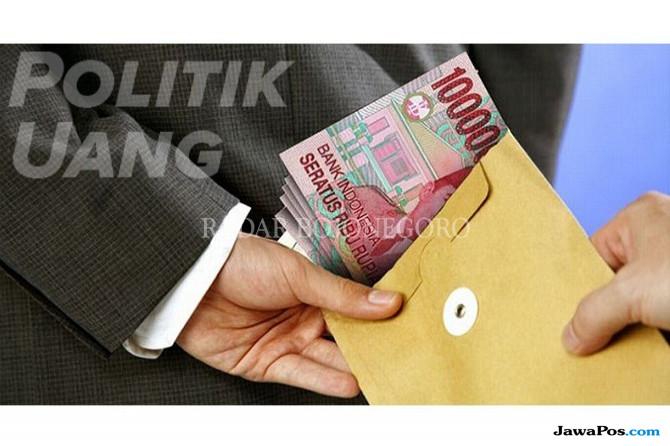 Anggota Dewan dan Ajudan Tersangka Dugaan Money Politik di Bengkalis