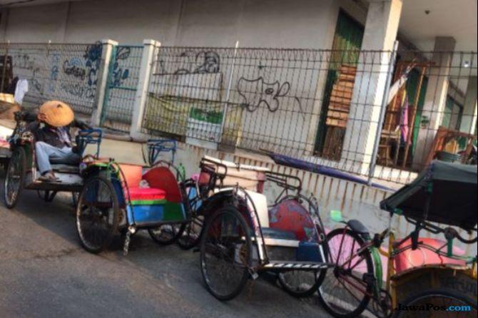 Anies Akan Ajukan Revisi Perda Soal Becak, Prasetio: Ini Kemunduran