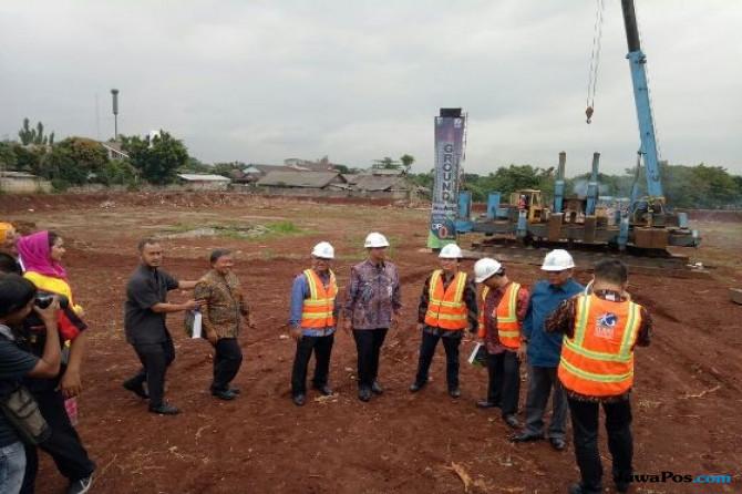 Anies Resmikan Pembangunan 703 Unit Rumah DP Nol Rupiah