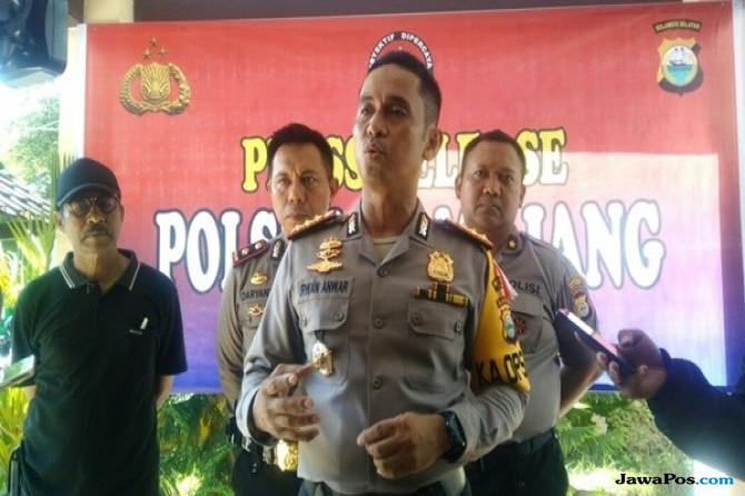 Antisipasi Teror, Polrestabes Makassar Tambah Pengamanan di 153 Gereja