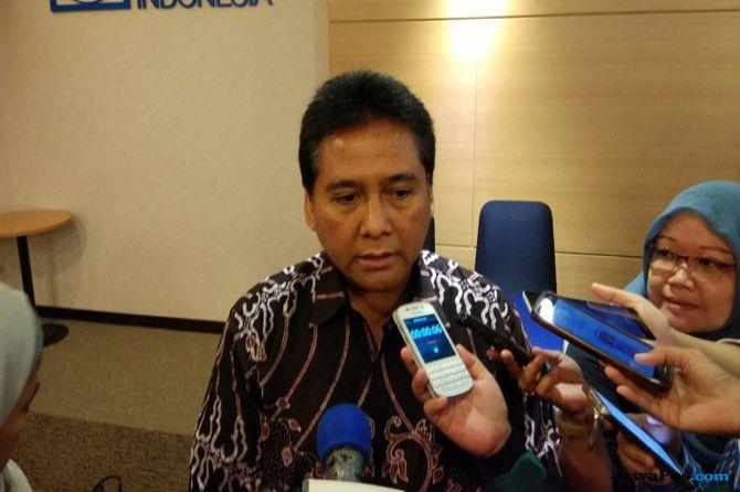 Ketua Umum Apindo Hariyadi Sukamdani